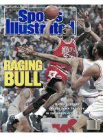 Sports Illustrated, May 15, 1989 - Michael Jordon, Chicago Bulls