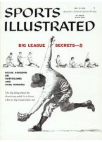 Sports Illustrated, May 19, 1958 - Big League secrets