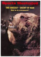 Sports Illustrated, May 26, 1969 - Grizzly Bear
