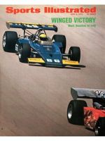 Sports Illustrated, June 5, 1972 - Mark Donohue at Indy