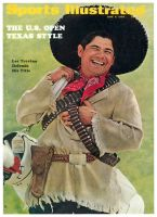Sports Illustrated, June 9, 1969 - Lee Trevino