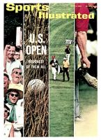 Sports Illustrated, June 14, 1965 - Golf U.S. Open