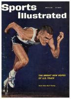 Sports Illustrated, June 19, 1961 - Earl Young