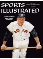 Sports Illustrated, June 23, 1958 - Jackie Jensen, Boston Red Sox