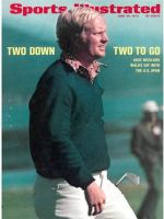 Sports Illustrated, June 26, 1972 - Jack Nicklaus