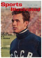 Sports Illustrated, July 17, 1961 - Valeri Brumel