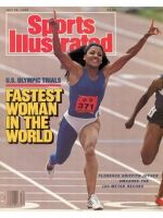 Sports Illustrated, July 25, 1988 - Florence Griffith Joyner, Sprinter