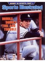 Sports Illustrated, July 31, 1978 - Billy Martin