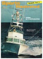 Sports Illustrated, August 2, 1965 - Powerboating; Fishing