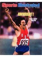 Sports Illustrated, August 9, 1976 - Bruce Jenner, Decathlete