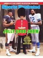 Sports Illustrated, August 11, 1986 - William Perry, Too Tall Jones