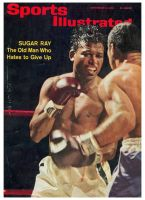 Sports Illustrated, September 6, 1965 - Sugar Ray Robinson
