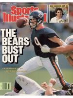 Sports Illustrated, September 12, 1988 - Jim McMahon, Chicago Bears