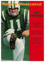 Sports Illustrated, September 22, 1969 - Jim Turner