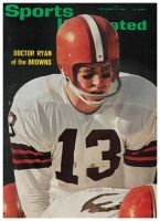 Sports Illustrated, September 27, 1965 - Frank Ryan of the Cleveland Browns