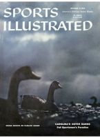 Sports Illustrated, October 6, 1958 - Goose Hunting