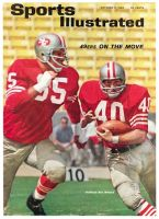 Sports Illustrated, October 11, 1965 - Francisco 49ers