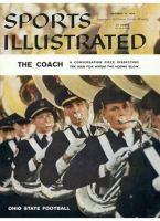 Sports Illustrated, October 13, 1958 - Ohio State Band