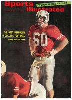 Sports Illustrated, October 18, 1965 - Tommy Nobis