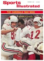 Sports Illustrated, November 1, 1965 - St. Louis Cardinals