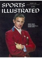 Sports Illustrated, November 3, 1958 - Hugh Wiley, equestrian