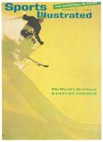 Sports Illustrated, November 15, 1965 - Skiing