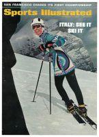 Sports Illustrated, November 17, 1969 -Bernedette Barzini
