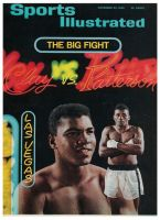 Sports Illustrated, November 22, 1965 - Cassius Clay, Boxing