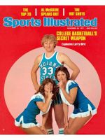 Sports Illustrated, November 28, 1977 - Larry Bird, Indiana State