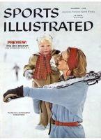 Sports Illustrated, December 1, 1958 - Montana Skiing