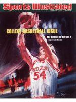 Sports Illustrated, December 1, 1975 - Kent Benson, Indiana Hoosiers