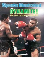 Sports Illustrated, December 1, 1986 - Mike Tyson, Boxer