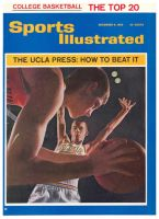 Sports Illustrated, December 6, 1965 - UCLA; College Basketball Issue