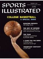 Sports Illustrated, December 8, 1958 - 1958 Basketball Preview