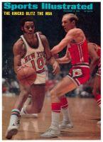 Sports Illustrated, December 8, 1969 -Walt Frazier
