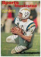 Sports Illustrated, December 13, 1965 - San Deigo Chargers' Lance Alworth