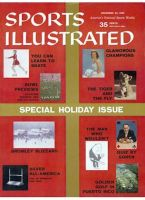 Sports Illustrated, December 22, 1958 - Holiday Issue