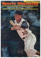 Sports Illustrated, April 17, 1967, Maury Wills