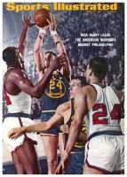 Sports Illustrated, April 24, 1967, Rick Barry