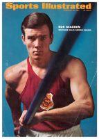 Sports Illustrated, February 20, 1967 - Bob Seagren