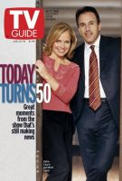 TV Guide, January 12, 2002 - Today Show Turns 50