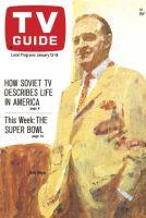 TV Guide, January 13, 1968 - Bob Hope