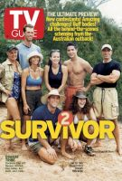 TV Guide, January 20, 2001 -