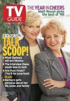 TV Guide, January 2, 1999 - Diane Sawyer and Barbara Walters