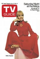 TV Guide, January 31, 1970 - Debbie Reynolds