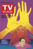 TV Guide, February 7, 1970 - Elizabeth Montgomery of