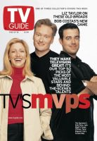 TV Guide, February 10, 2001 - TV's MPV's