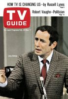 TV Guide, February 24, 1968 - How is TV changing us