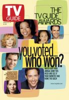TV Guide, March 3, 2001 - The TV Guide Awards