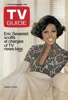 TV Guide, March 14, 1970 - Diahann Carroll
